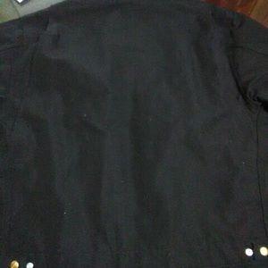 Men's new  black  carhartt jacket!!